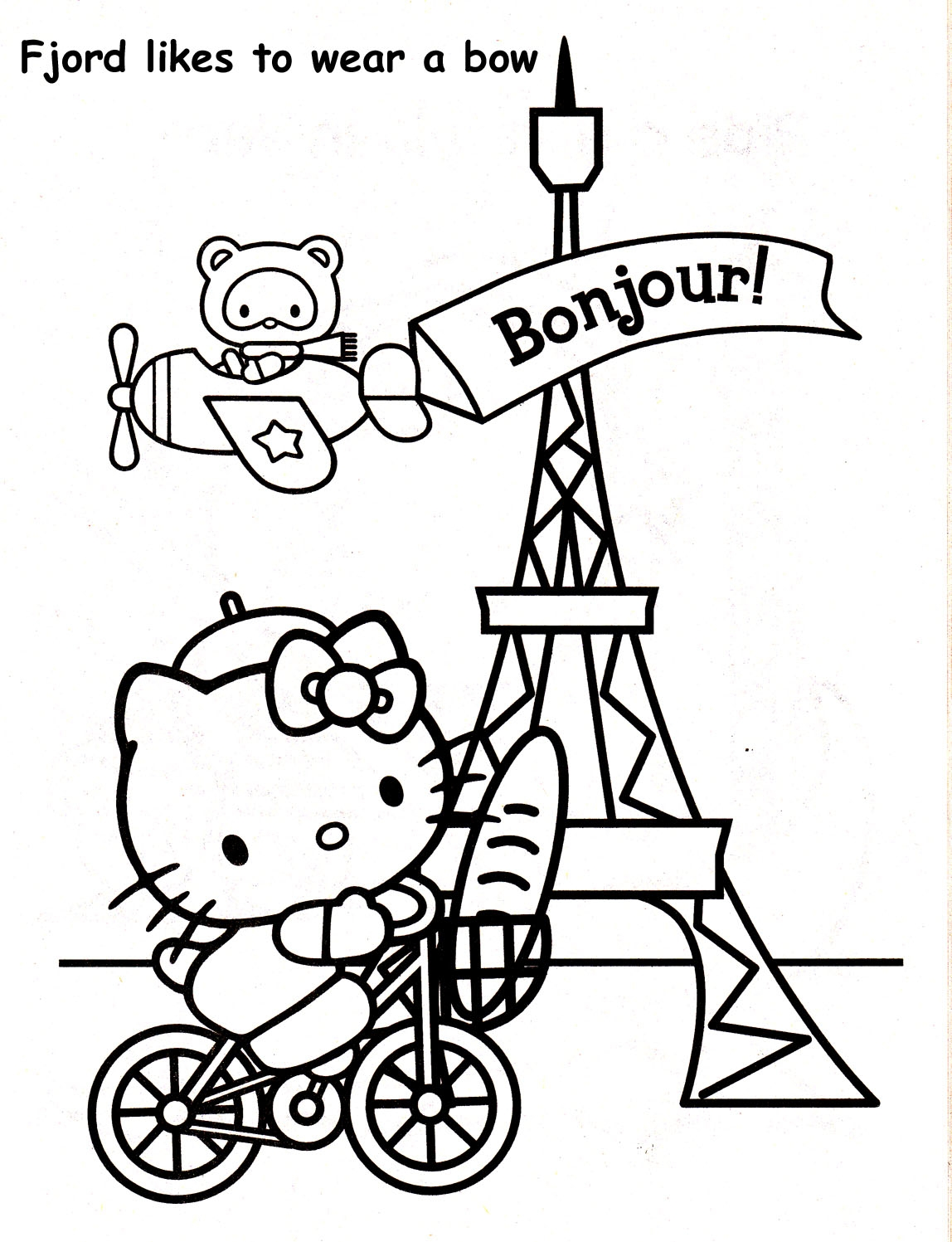 1148x1497 New Eiffel Tower Paris Printable Coloring Pages Collection Free