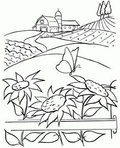 236x289 Download Landscapes Coloring Pages Drawing Ideas For Kids