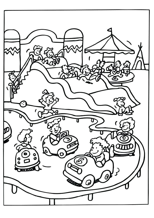 616x872 Water Park Coloring Pages Water Park Coloring Pages Fabulous Water