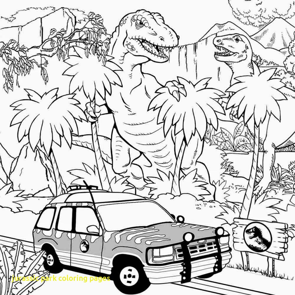 1000x1000 Jurassic Park Coloring Pages With New Sharry Jurassic Park