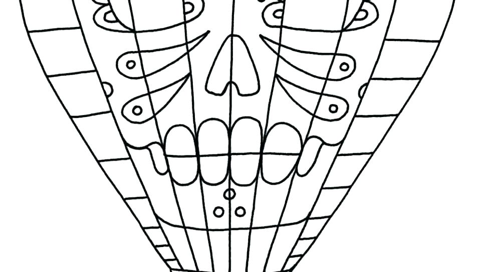 960x544 Air Balloon Coloring Sheets Kids Coloring Free Printable Happy