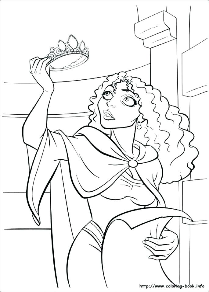 685x960 Tangled Pascal Coloring Pages Ing Ing Tangled Pascal Colouring