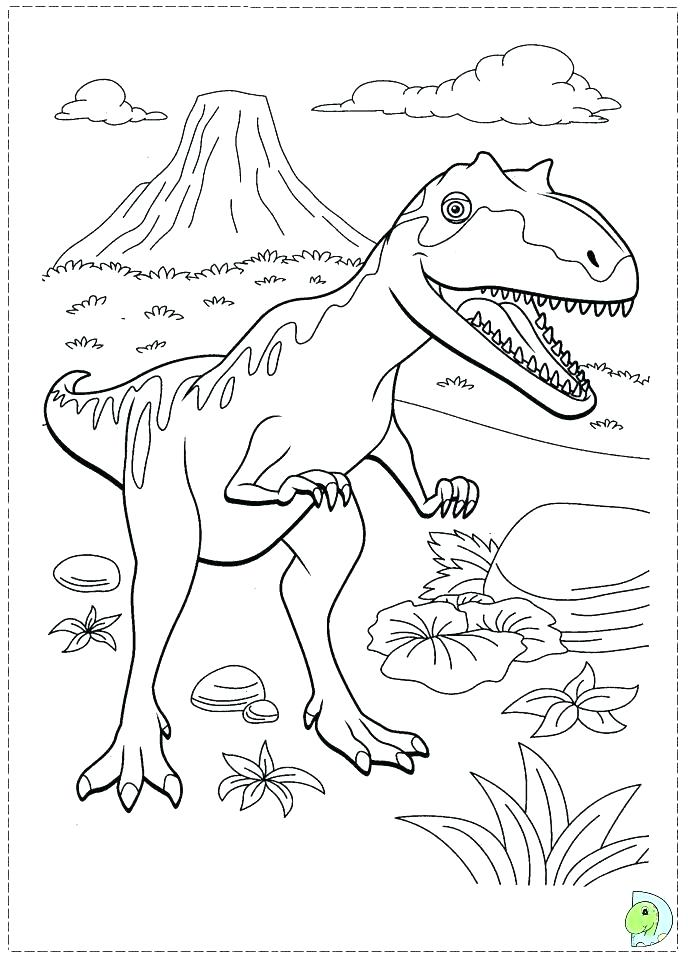 691x960 Dinosaur Train Coloring Pages Dinosaur Train Coloring Pages