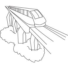 230x230 Top Free Printable Train Coloring Pages Online Free Printable