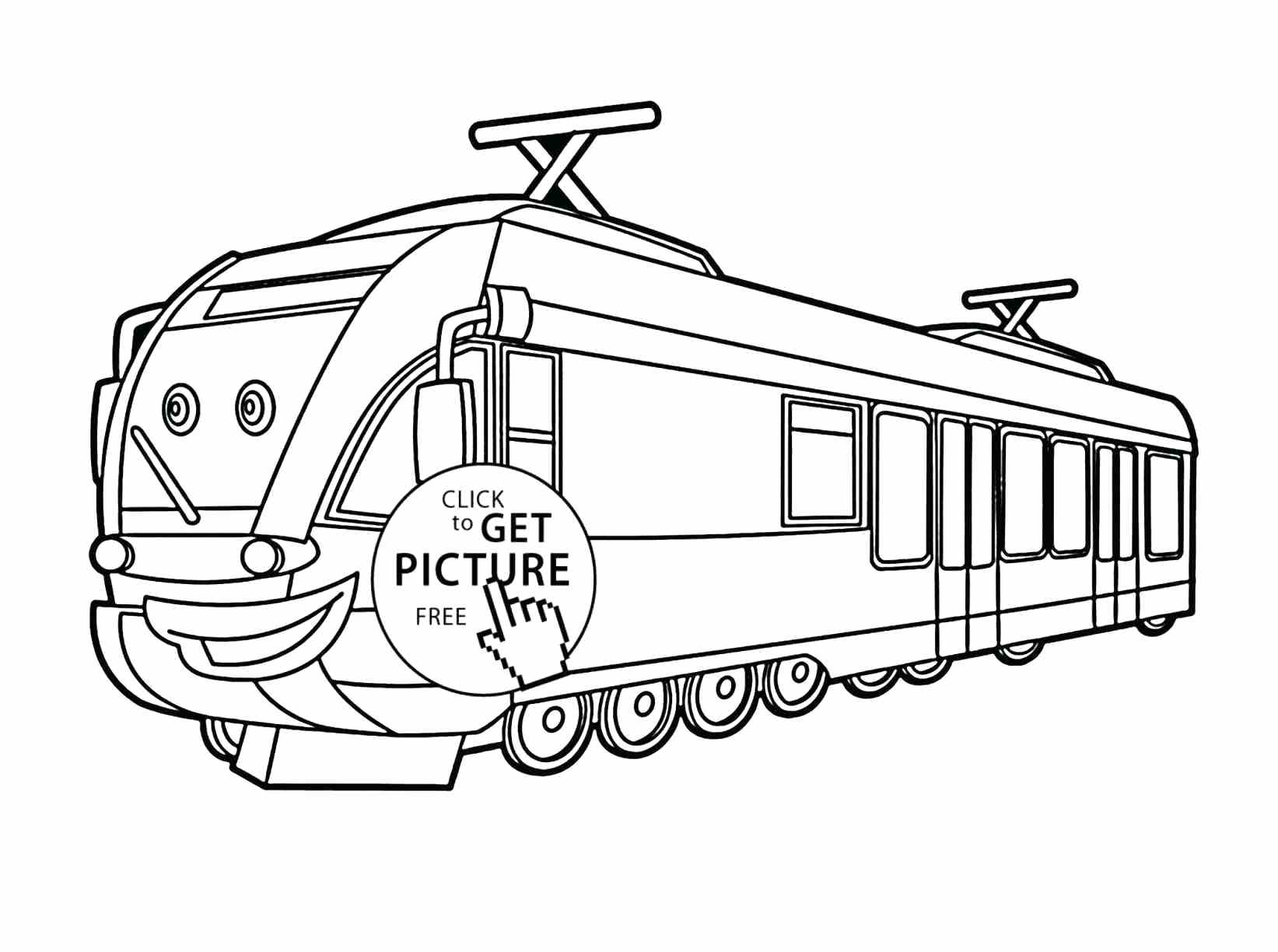 1643x1224 Best Of Train Coloring Pages Printable