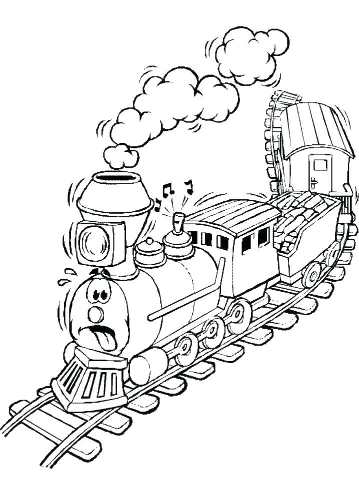 718x957 Coloring Pages Train Train Coloring Pages Train Coloring Pages