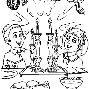 Passover Coloring Pages Printable at GetDrawings.com   Free for ...