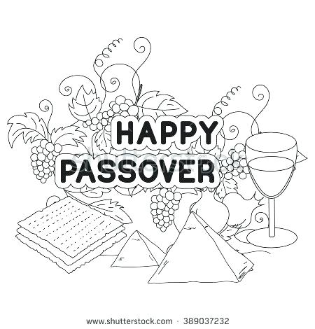 450x470 Seder Plate Coloring Page Story Of Coloring Page More Plate Feast