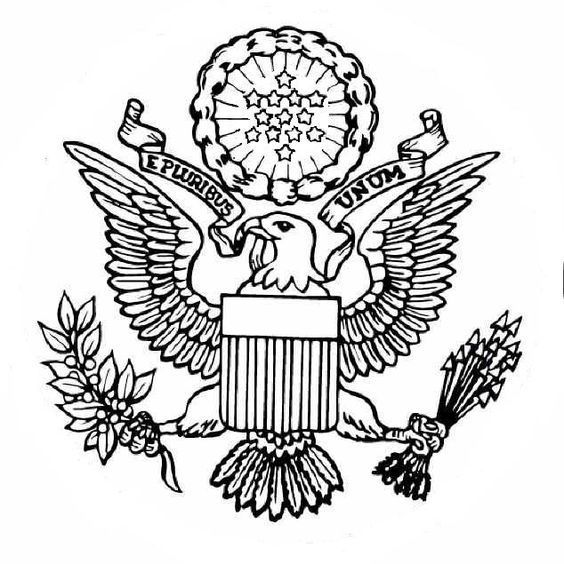 564x564 Passport Coloring Page