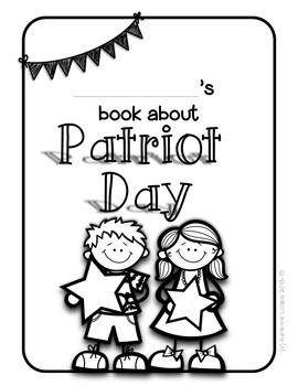 270x350 Patriot Day Printable Book For Primary Grades September