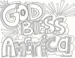 Patriotic Coloring Pages For Adults