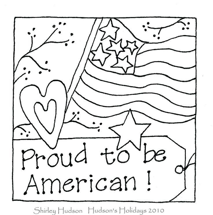 736x742 Enchanting Patriotic Coloring Pages Printable Free Patriotic