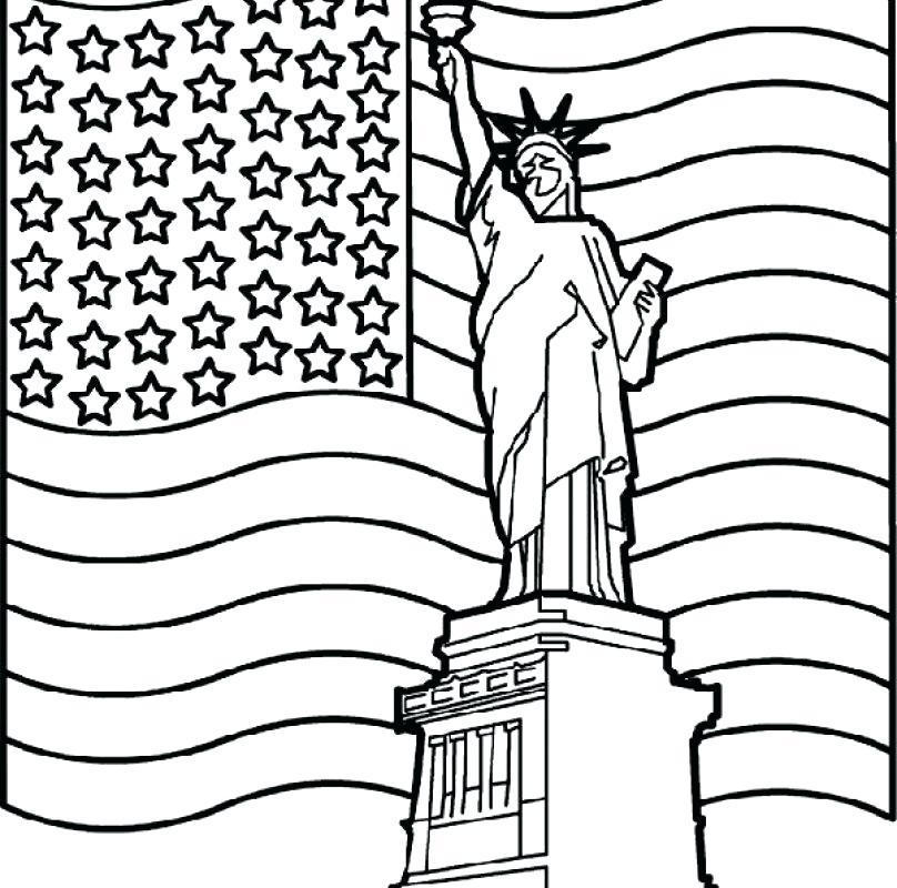 808x800 Patriotic Coloring Pages Patriotic Coloring Pages Printable