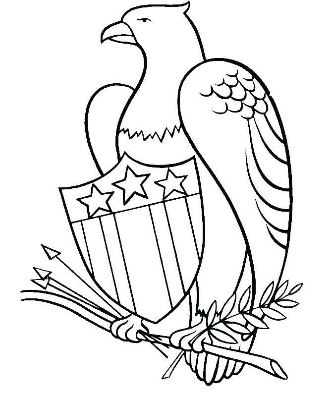 670x799 Patriotic Coloring Pages Patriotic Coloring Pages Printable Cool