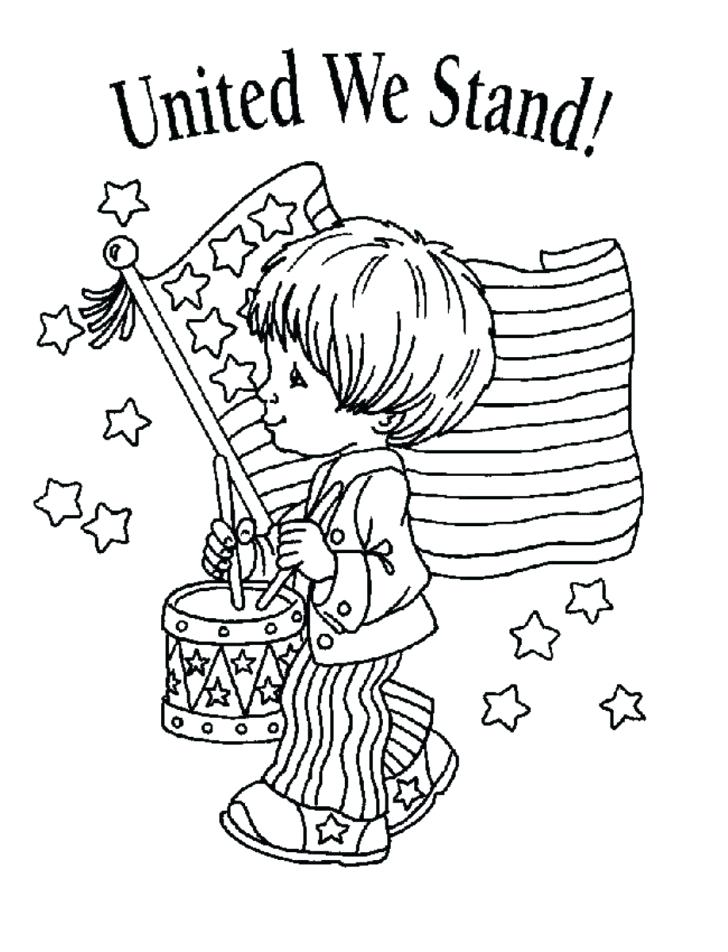 728x952 Patriotic Coloring Pages Related Post Patriotic Flag Coloring
