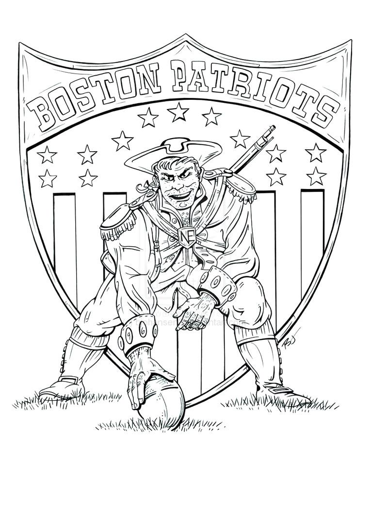763x1048 Innovative New England Patriots Logo Coloring