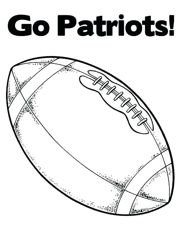 600x776 Nfl Coloring Page Coloring Pages Patriots Coloring Pages Coloring