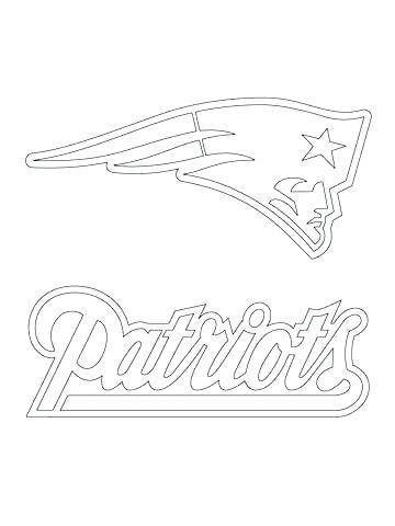 360x480 Nfl Printable Coloring Pages Free Coloring Pages Patriots Coloring