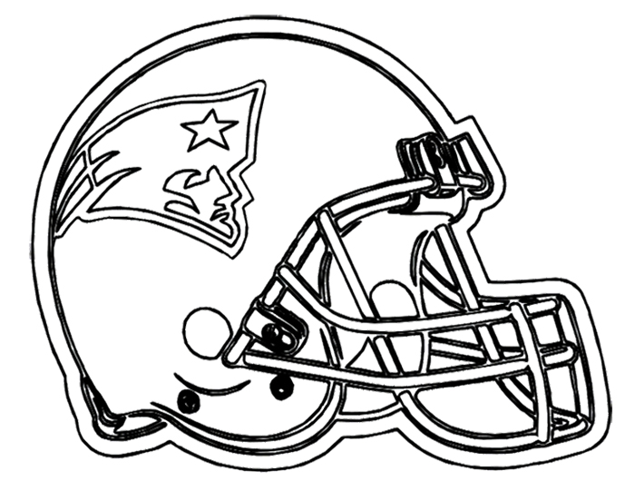 700x541 Nfl Coloring Pages New England Patriots On Gallery For All Nfl