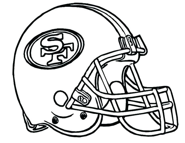 700x541 Football Helmet Coloring Page Coloring Pages Football Helmet
