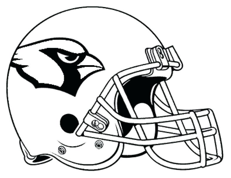 786x604 Football Helmet Coloring Page Football Color Page Football