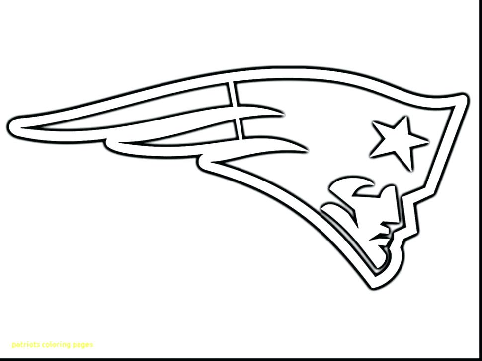 970x728 Patriots Coloring Pages Patriots Coloring Pages With Surprising
