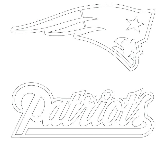 678x600 Patriots Day Coloring Pages Kids Coloring New Patriots Logo