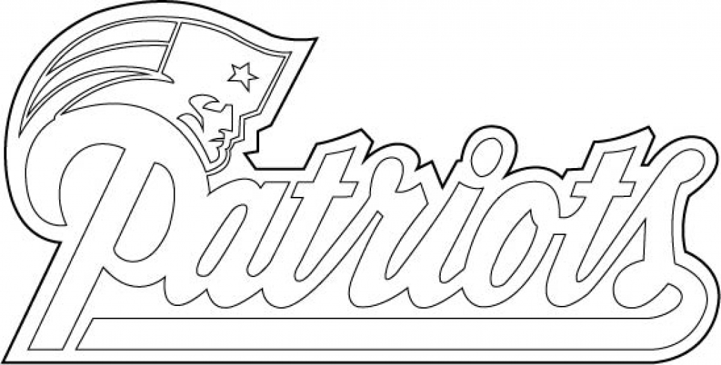 1024x519 Patriots Coloring Pages New England Patriots Trend Patriots