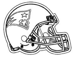 Patriots Super Bowl Coloring Pages
