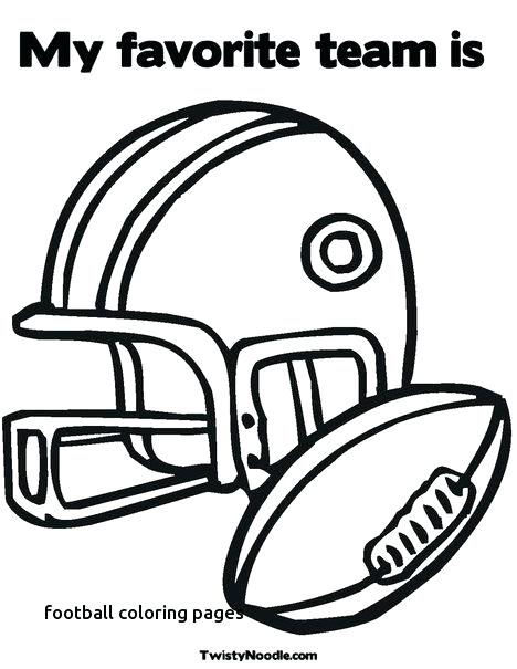 468x605 Superbowl Coloring Pages Football Helmet And Ball Coloring Page