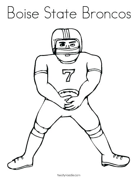 468x605 Superbowl Coloring Pages