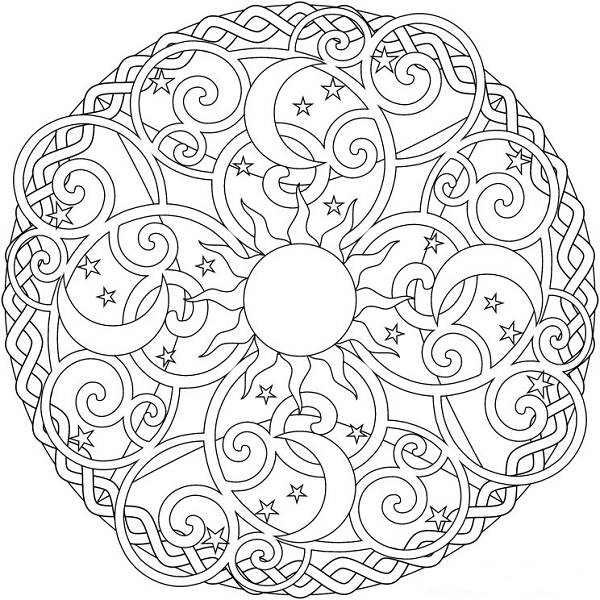 600x600 Coloring Patterns Pages Pattern Coloring Pages Are Fun To Color