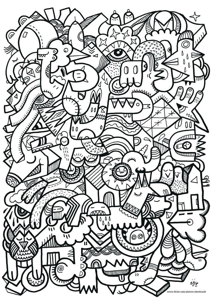 736x1041 Pattern Coloring Pages Cool Pattern Coloring Pages Snowflake