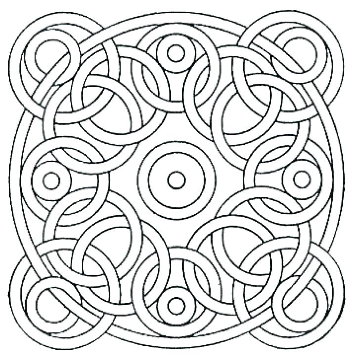 720x730 Pattern Coloring Pages Stuff To Color For Adults Best Coloring