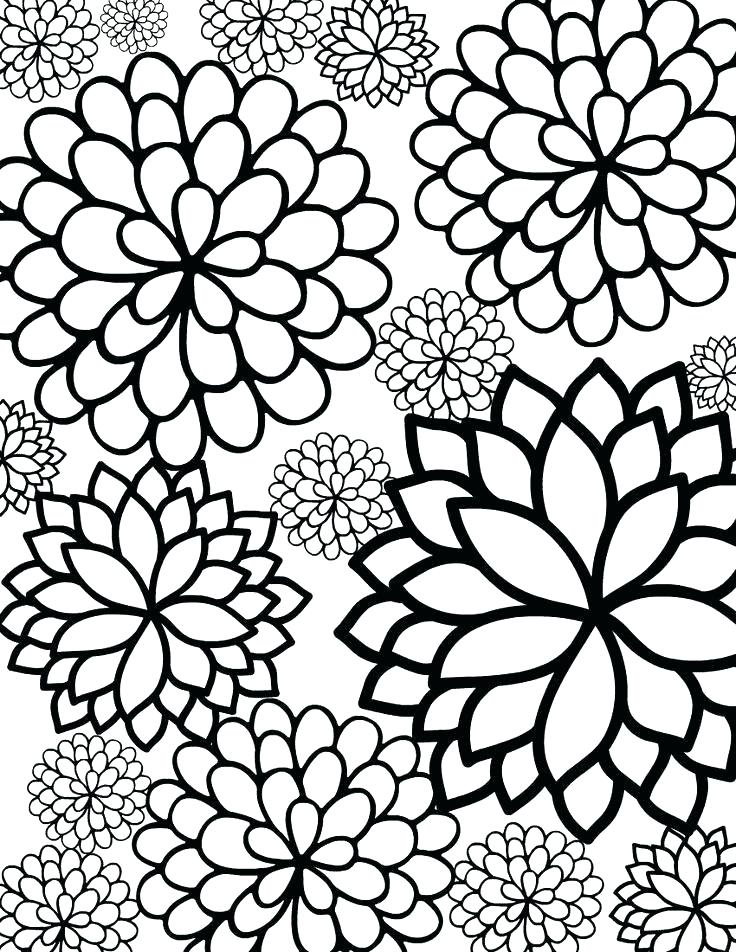 736x952 Coloring Pages Patterns Beautiful Patterns Coloring Pages Free
