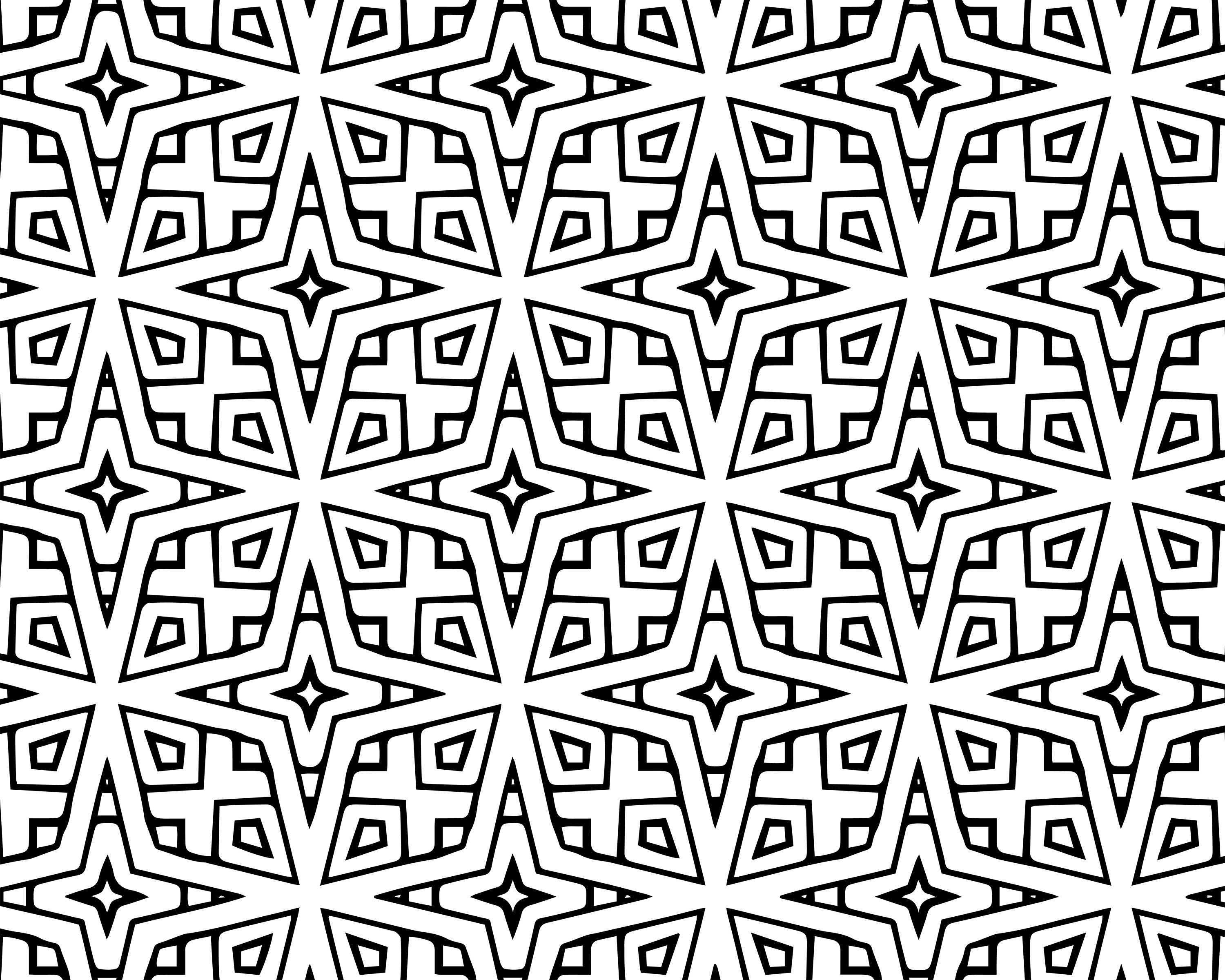 Pattern Coloring Pages For Adults