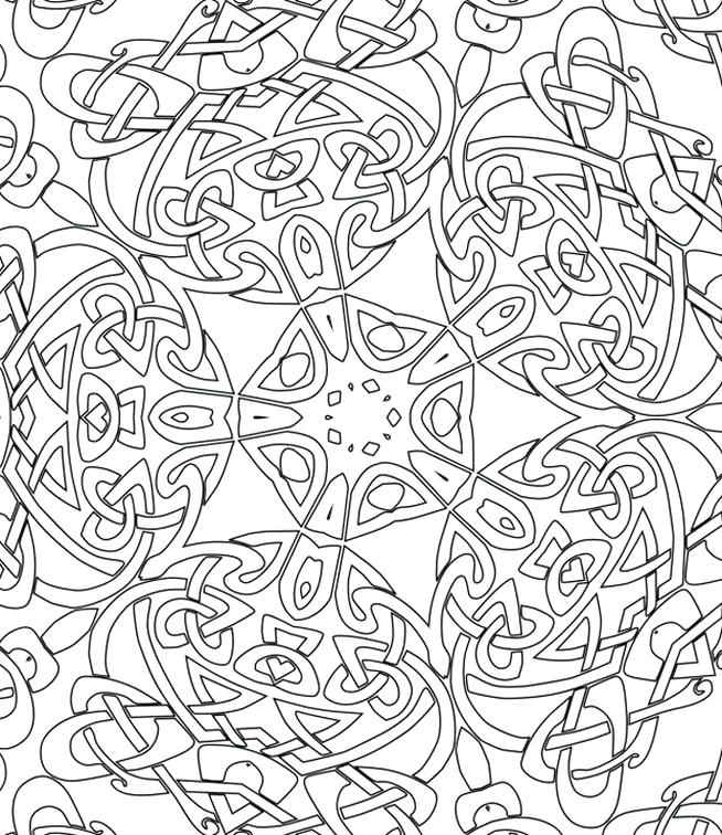 654x756 Pattern Coloring Sheets Pattern Coloring Pages Printable Pattern