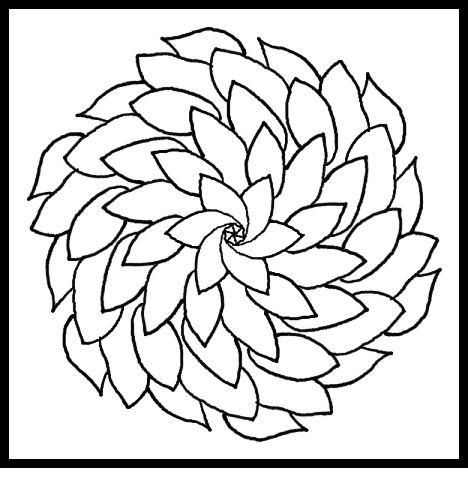 468x495 Modest Ideas Coloring Page Designs Pattern And Design Coloring