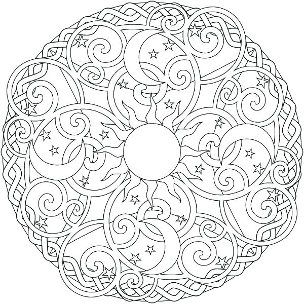 600x600 Patterns Coloring Pages Pattern Coloring Pages Cool Patterns