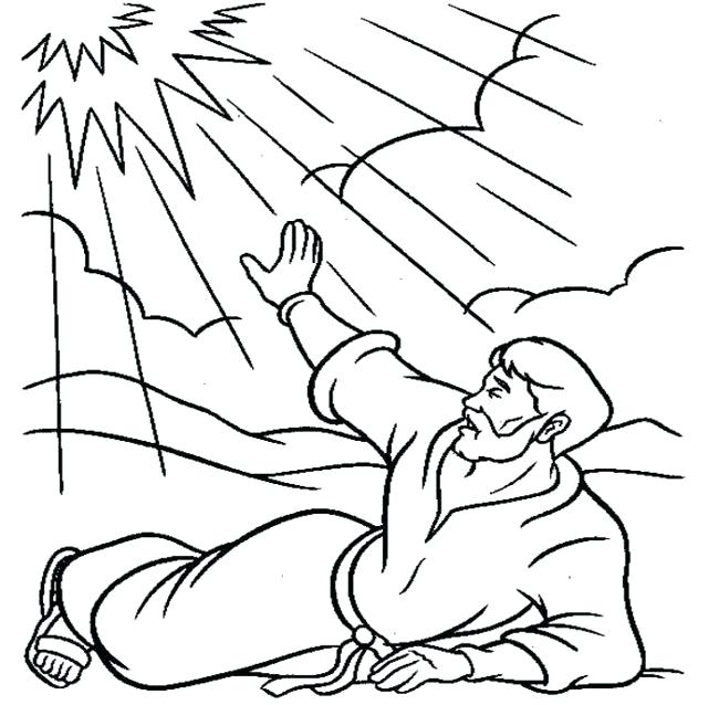 650x638 Paul Coloring Pages And Timothy Coloring Pages Paul Bunyan