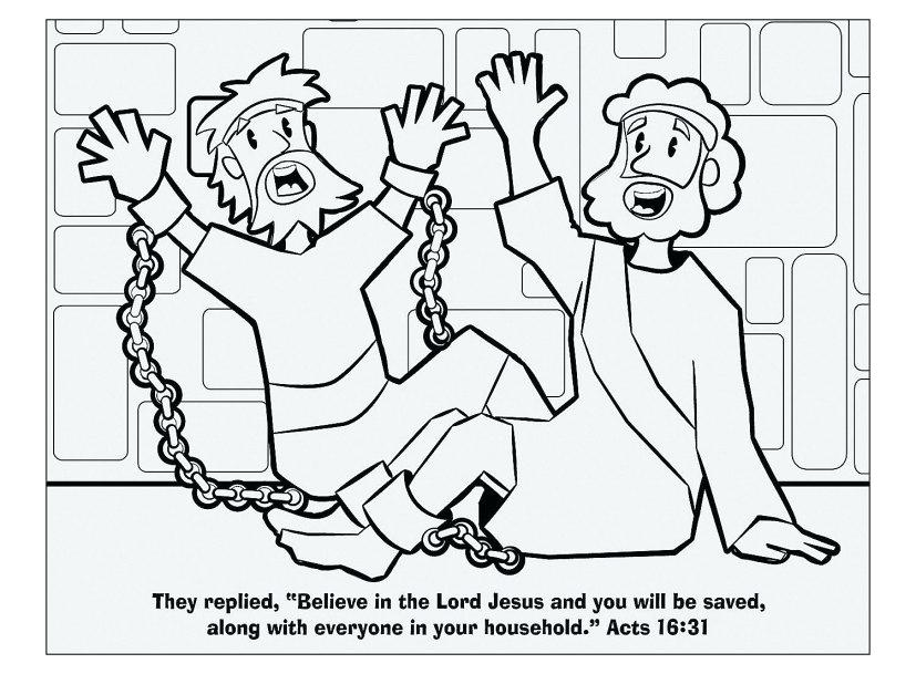 827x609 Coloring Pages About Paul Coloring Design