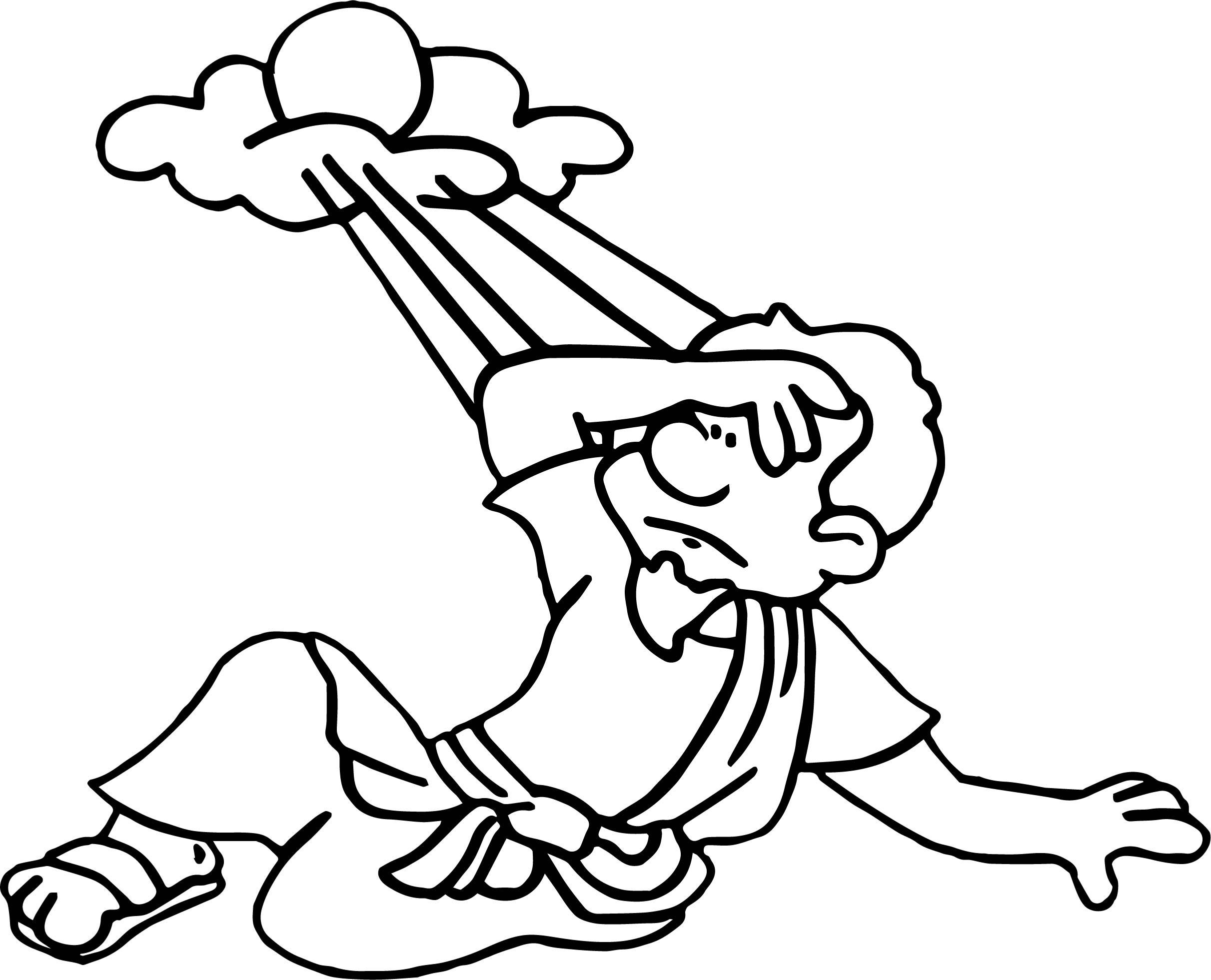 2423x1961 Apostle Paul Cloud Shine Coloring Page Wecoloringpage