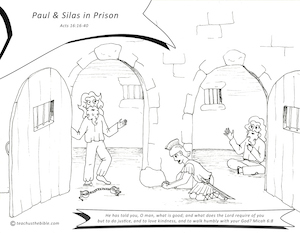 300x233 Paul Silas In Prison Teach Us The Bible