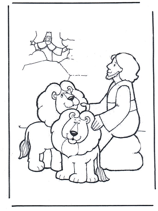Paul And Silas Coloring Pages Print