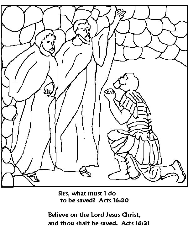600x800 Apostle Paul Coloring Pages