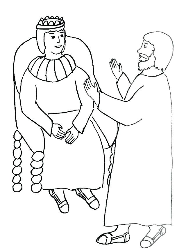 640x869 Paul And Silas Coloring Sheet Paul Silas In Jail Coloring Pages