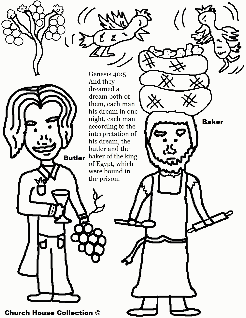 1019x1319 Secrets Joseph In Prison Coloring Pages