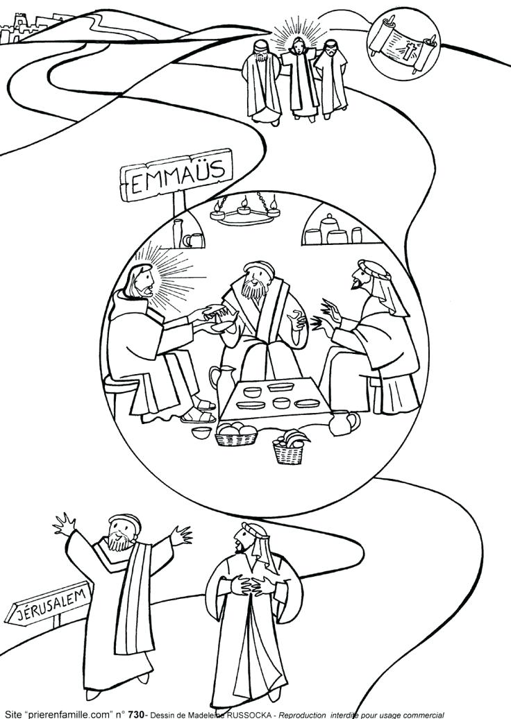 736x1036 Paul And Silas Coloring Page