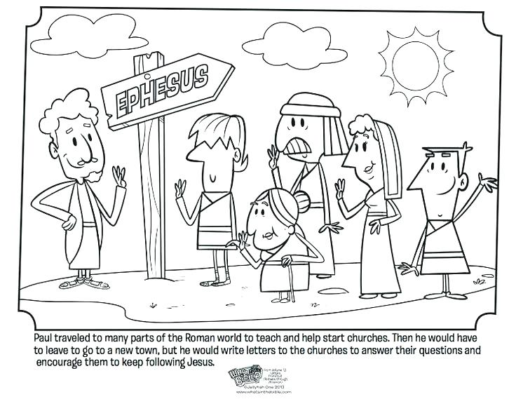 736x569 Paul And Silas Coloring Page S S Paul Silas Coloring Page