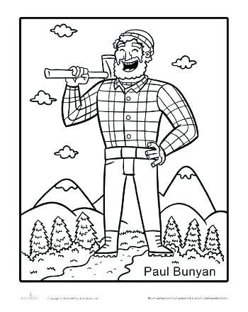350x440 Paul Coloring Pages Coloring Page Coloring Page Best Coloring